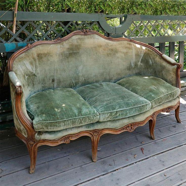 les 25 meilleures id es de la cat gorie fauteuil louis xv sur pinterest meuble louis xv. Black Bedroom Furniture Sets. Home Design Ideas