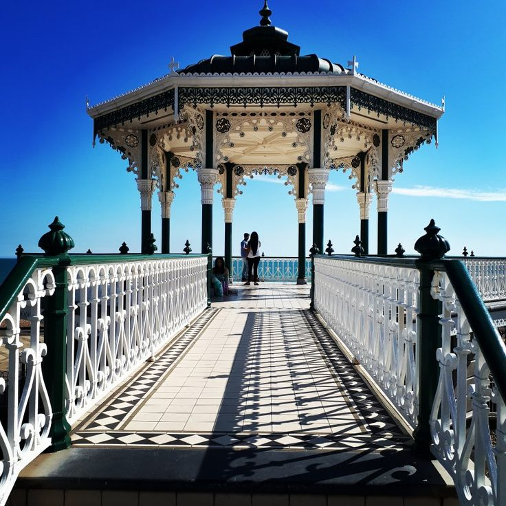 Brighton. My favourite place in the UK. After Cornwall.