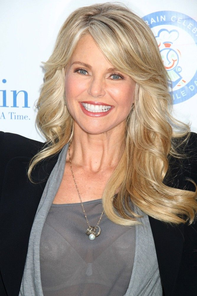 cristy brinkley | Christie Brinkley Picture 21 - Smile Train Along with Famiglia Pizza ...