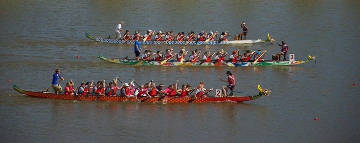 Oklahoma City Festivals & Races | Boathouse District