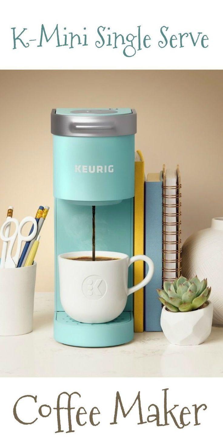 Keurig KMini Single Serve KCup Pod Coffee Maker Teal