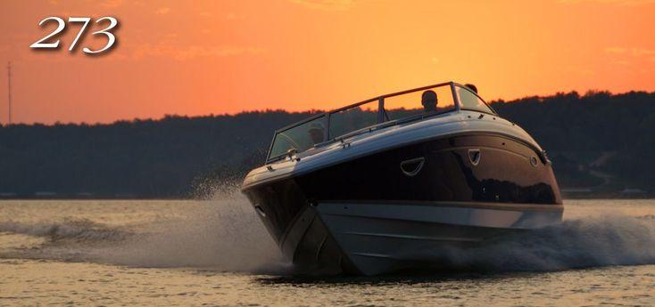 Cobalt Boats - 273 Bowrider #cobaltboatsluxury