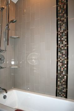 Vertical Subway Tile In Bathroom Google Search House