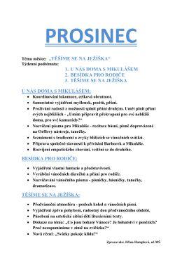Prosinec