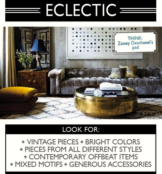 HELLO METRO: Well-Defined Style #eclectic