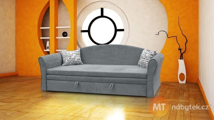 Zdřímněte si u televize v pohodlí moderní pohovky Gala