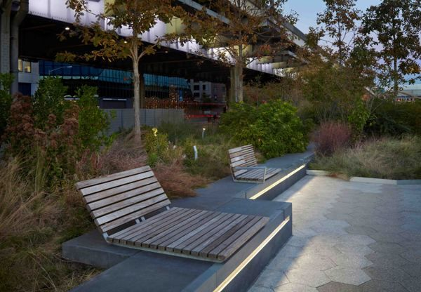 East River Waterfront Esplanade and Piers/Ken Smith Landscape Architect/SHoP architects
