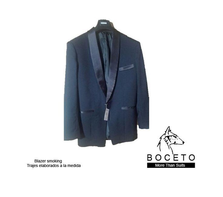 Blazer tipo smoking. Elaboración a la medida. Disponible con cita previa. Contactanos @miboceto @mibocetoco #comprecolombiano #alamedida  #smoking #tailor #suit #boceto #men #bogota #slim #custom #elegante #elegant