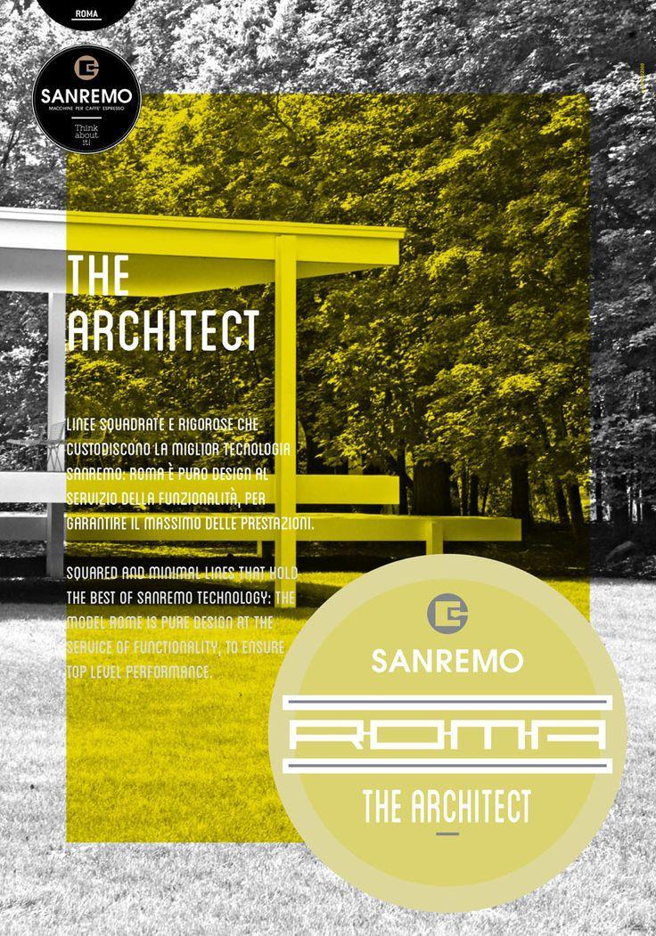 Sanremo Roma catalogue cover