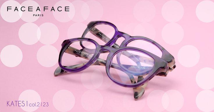 #faceaface Optical frames KATES