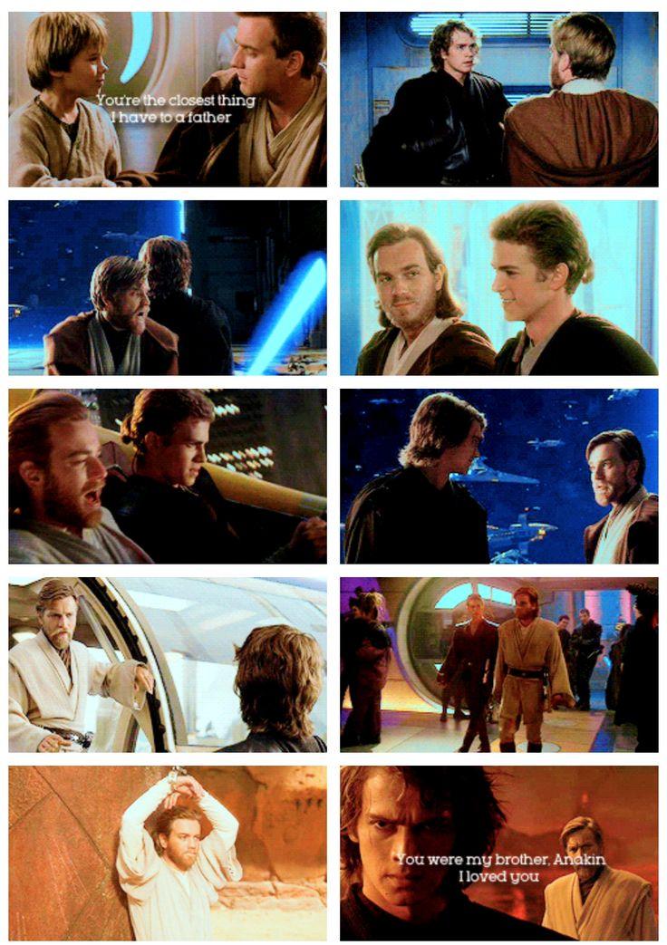 anakin skywalker and obi wan relationship