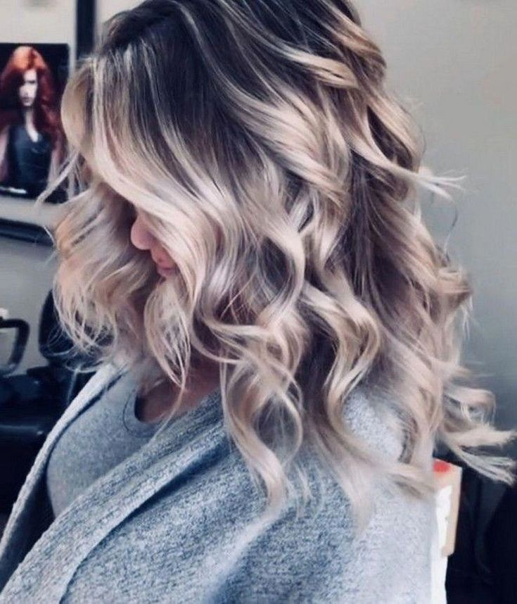 Awesome Balayage Hair Color Ideas For 201949 #hairtrend