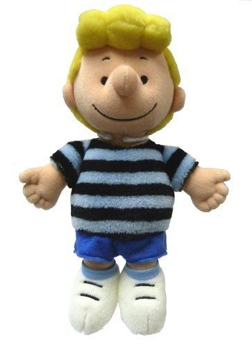 Retired Peanuts Charlie Brown Snoopy Character Schroeder 12 Plush Doll @ niftywarehouse.com #NiftyWarehouse #Geek #Gifts #Collectibles #Entertainment #Merch