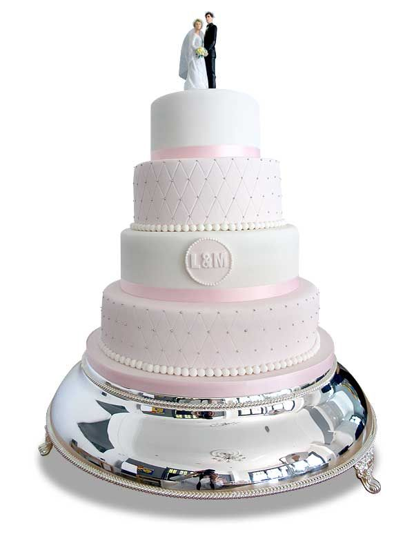 PuurTaart :: Taartengalerij - Bruidstaart - Wedding cake Love and Marriage