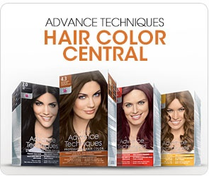 Advance Techniques (professional) hair color - brand new product!