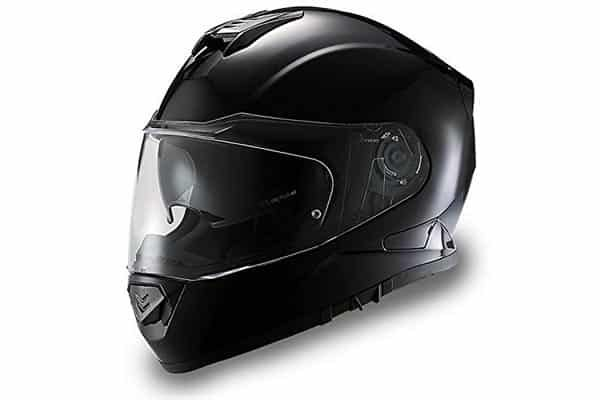 Billy's Biker Gear Detour Full Face Bluetooth Motorcycle Helmet