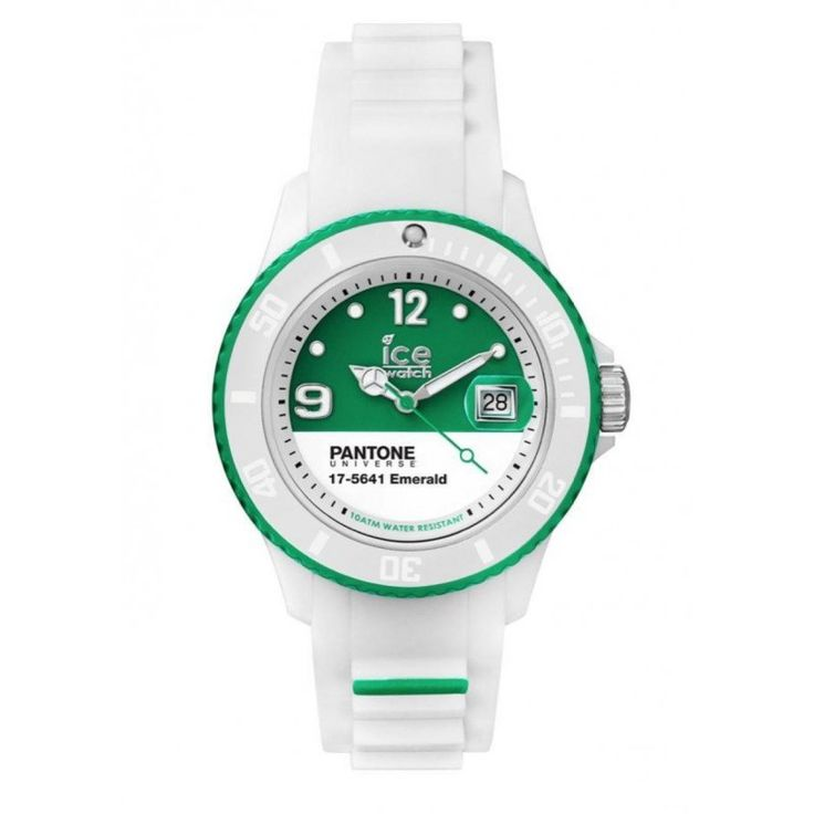 Ice Watch Pantone Emerald Zöld Unisex karóra - Ice Watch - Pantone - karóra, webáruház és üzlet, Vostok, Bering, Ice Watch, Morgan, Mark Maddox, Zeno watch, Lorus