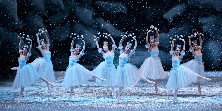 Go see The Nutcracker Ballet with friends and family