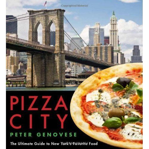 Pizza City: The Ultimate Guide to New York's Favorite Food (Rivergate Regionals) >>> Check out this great product.