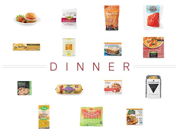 100 Cleanest Packaged Food Awards 2014: Dinner