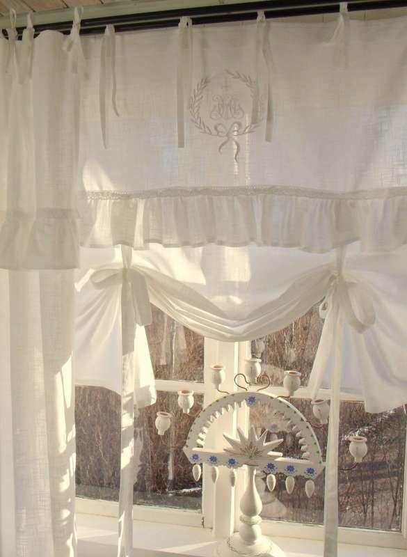 Romantische Vorhänge Schlafzimmer