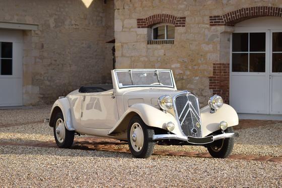 CITROEN - Traction 11 BL - Cabriolet - 1939