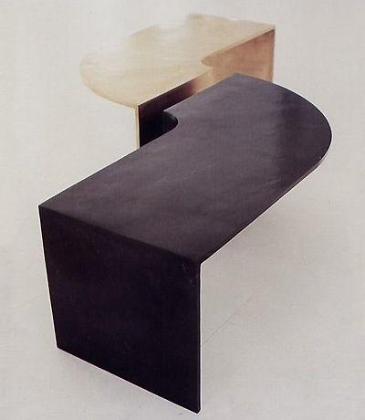Eric Schmitt: Eric Schmitt, Benches, Table Desks Inspiration, Double Desks, Interiordesign, Ralph Pucci