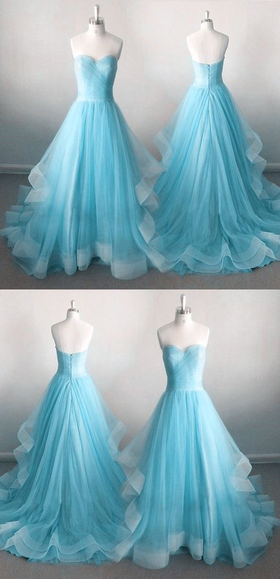 dab509d33 Tulle Prom Dress