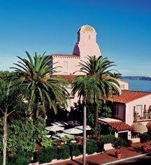 La Valencia Hotel, La Jolla, CA   Historic Hotels of America