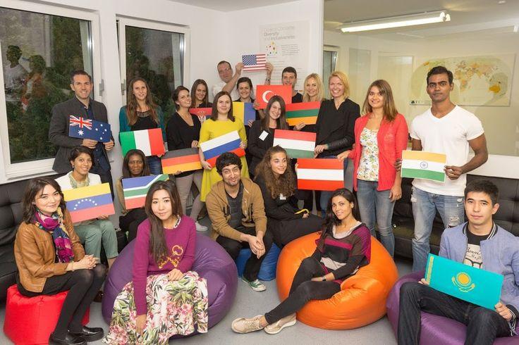 IBS Vienna is bursting with life with our very international freshmen! Proud to be IBS!  http://www.ibs-b.hu/british-masters-in-vienna/ #vienna #austria #hungary #usa #kazakhstan #serbia #turkey #india #germany #peru #venezuela #southafrica #russia #lithuania #australia #romania #ibsvienna
