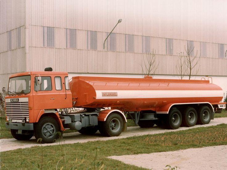 Scania LB140 '1972–81