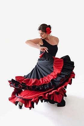 Национальный костюм испании как нарисовать