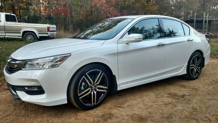 First New Car and Honda Ever - 2017 Honda Accord Touring #Honda #civic #hondacivic #hondalife #hondalove #car