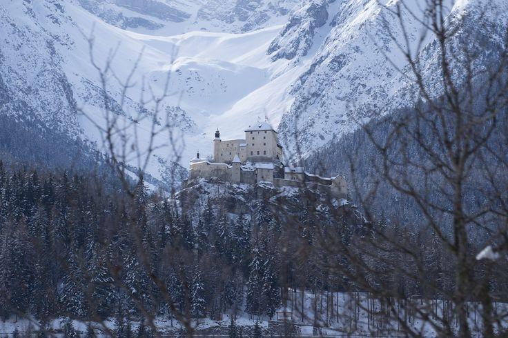 Schloss Tarasp - Schloss Tarasp in Scuol Swiss