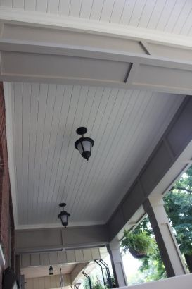 17 Best Images About Porch Ceiling On Pinterest Stains