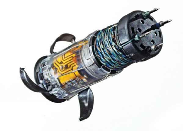 How It Works: Taser's Electrified Shotgun Slug   Popular Science