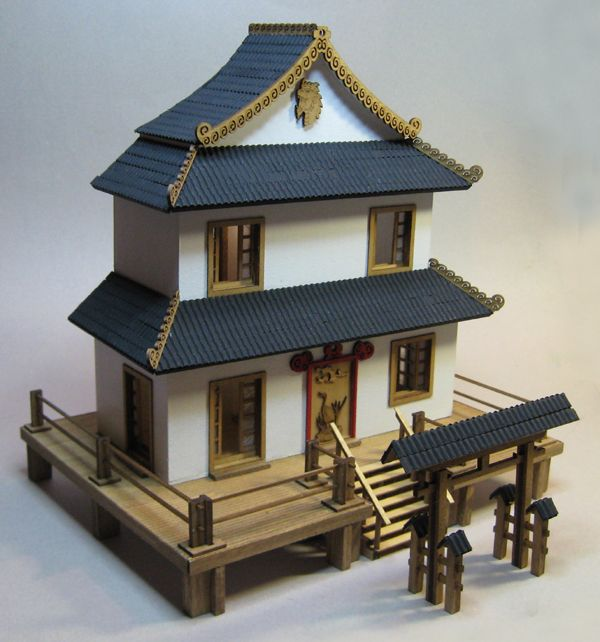 130 Best Images About Japanese Doll House: Miniature Model