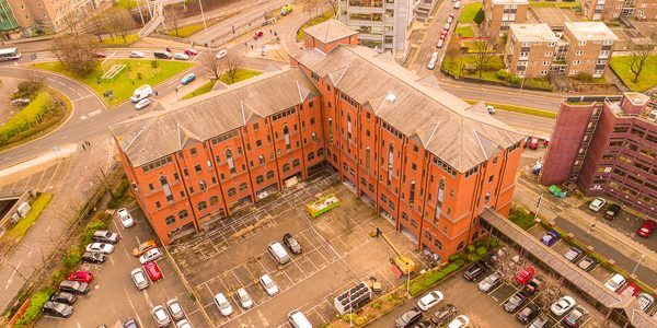DJM Aerial Solutions Uses Industrial Drone Technology To Carry Out Commercial Roof Survey In Leeds