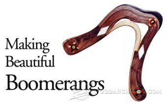 Make Boomerang - Children's Wooden Toy Plans and Projects | WoodArchivist.com