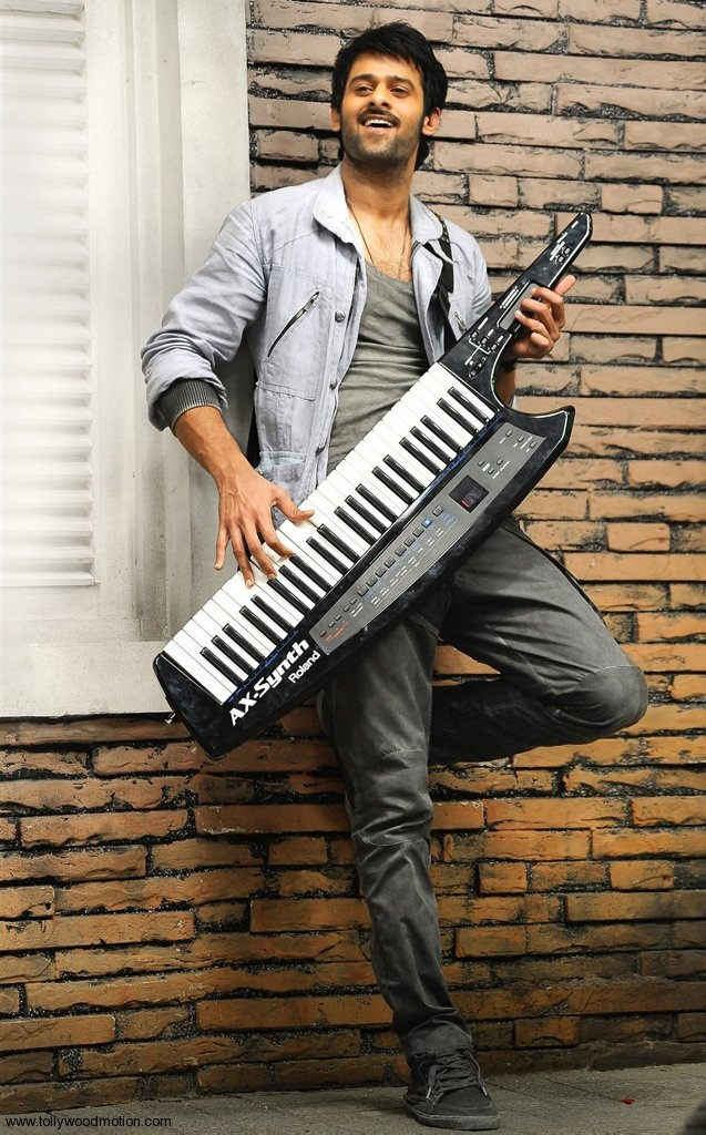 Prabhas mirchi movie stills