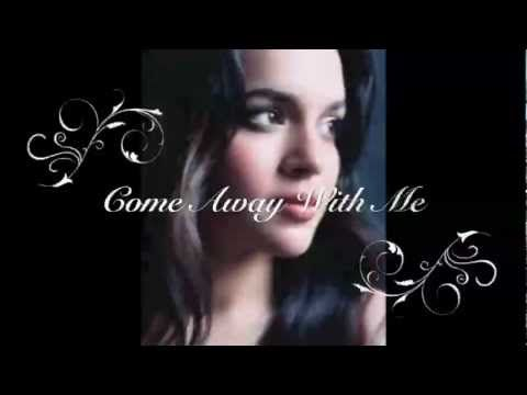 Norah Jones Come Away With Me Lyrics - YouTube