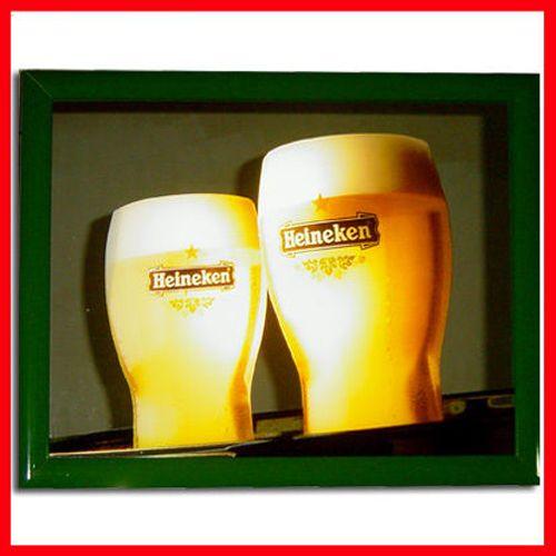 € 79,90 INSEGNA LUMINOSA A SPECCHIO BIRRA HEINEKEN OLANDA RARITA COLLEZIONISTI PUB BAR  See more on Beerbazar Ebay >> http://stores.ebay.it/beerbazar