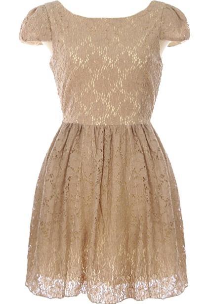 Tea Party Dress Erica!