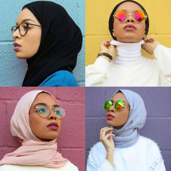 Tutorial Hijab Segi Empat Ria Ricis