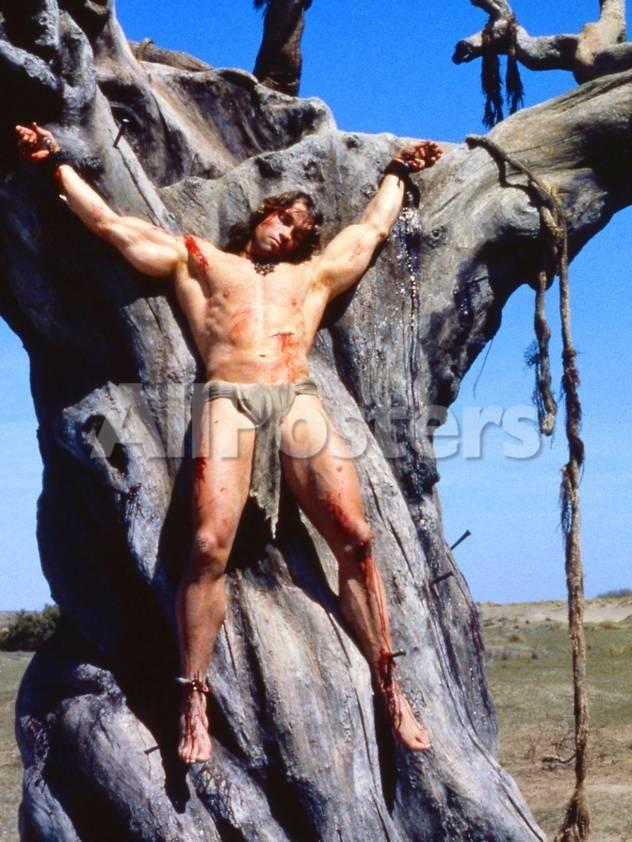 Conan the Barbarian Movies Photo - 30 x 41 cm