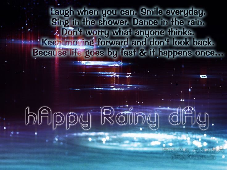 rain quotes for facebook status - photo #21