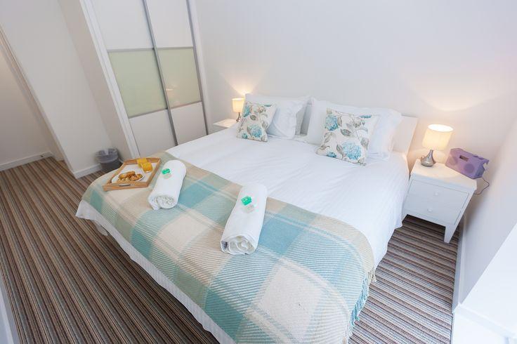 Lovely and light bedroom www.cherishedcottages.co.uk
