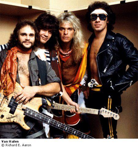 Van Halen...................