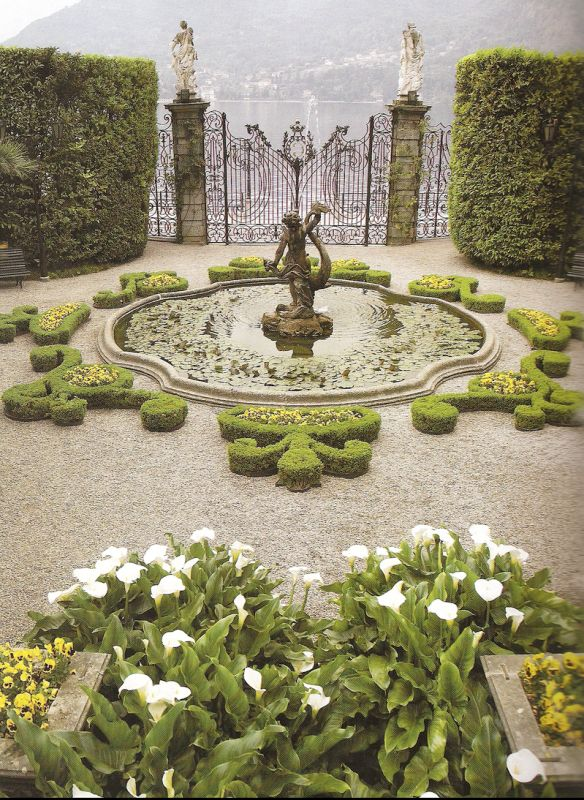 475 best images about if i lived in a period drama on for Italian landscape design
