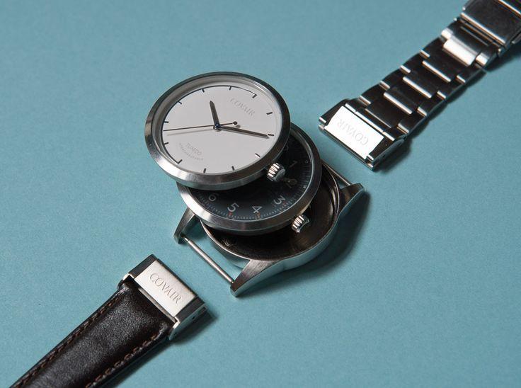 aaaec1fdbe7 Precisa adaptar rapidamente o seu relógio para o que você está vestindo   Necessita de combinar com seu estilo desportivo  ou mais de um olhar  clássico